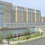 rendering of 650 Lincoln