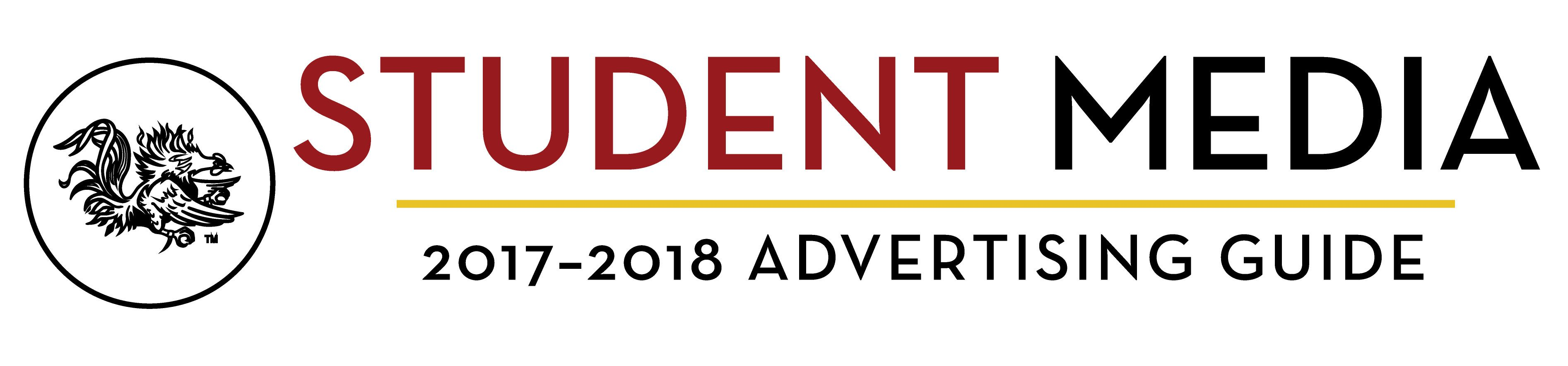 Student Media 2017-2018 Advertising Guide